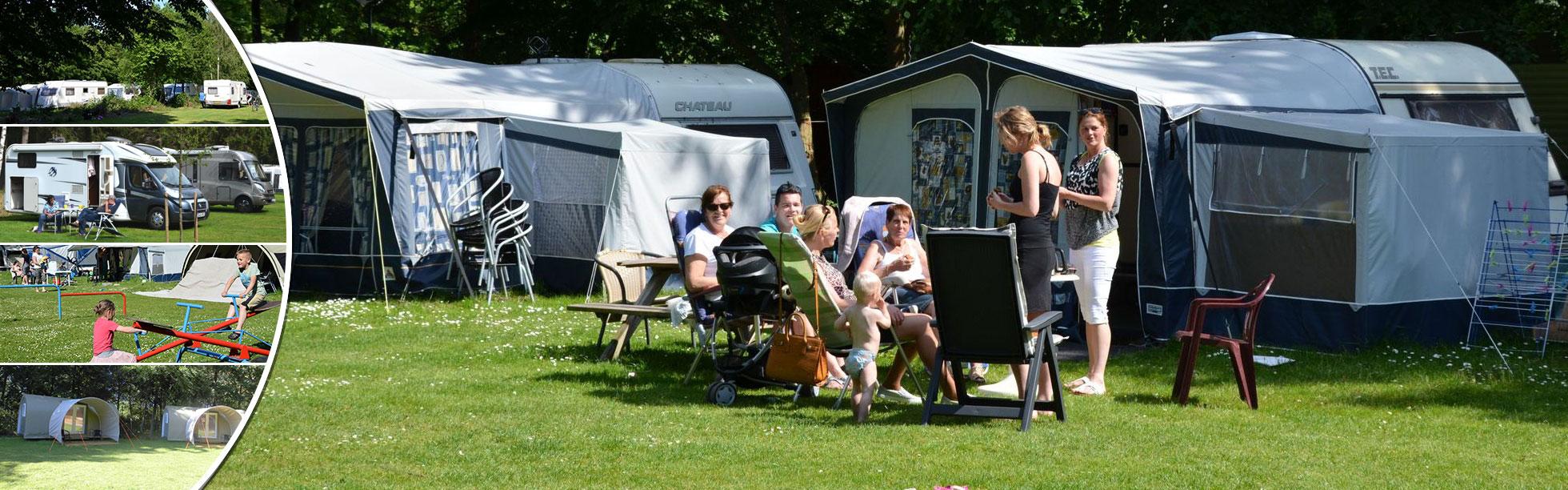 Camping het Urkerbos
