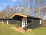 Blockhütten für 4 Personen