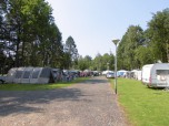 Regular camping pitches