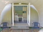 CoCo Sweet Glamping-tents 4 persons